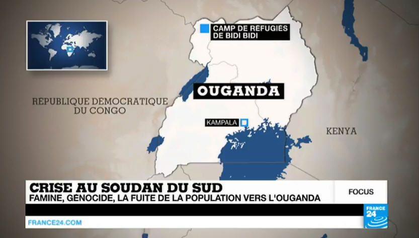 Crise au Soudan du Sud