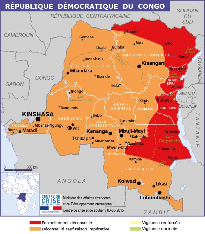 RDC : Le vrai changement #3/3