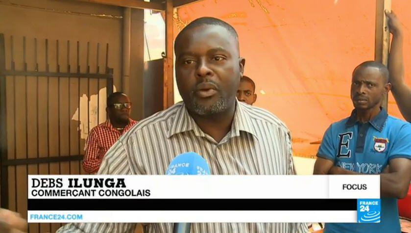 Des immigrés congolais se sentent seuls face à la xénophobie