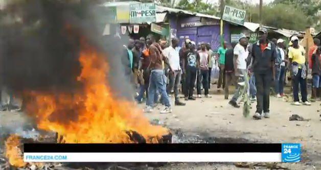 Au Kenya : L'opposition exige que son candidat soit proclamé vainqueur