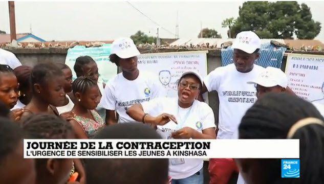 Journée mondiale de la contraception : une grossesse sur deux non désirée en RDC