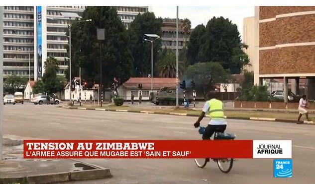 Le Zimbabwe est-il en train de tourner une page ? #1