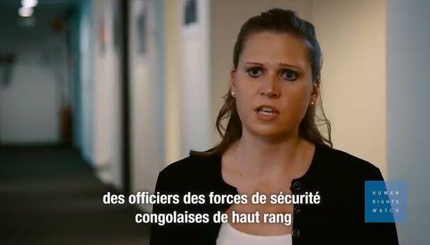 RDC : Des rebelles recrutés contre les manifestants #2 - HRW