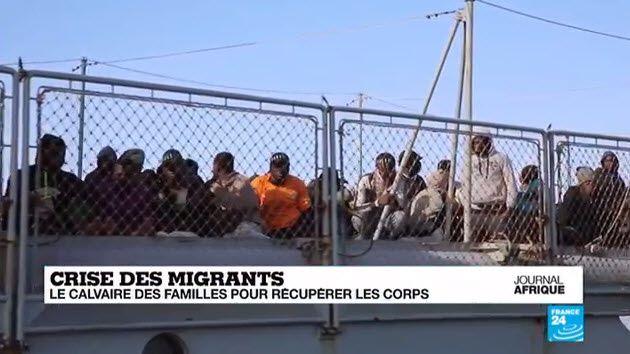 Journée internationale des migrants : une base de données ADN pour répertorier les morts