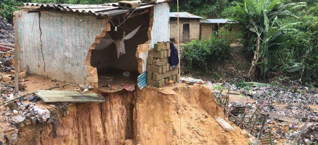 Le bilan de dernières intempéries à Kinshasa s'alourdit