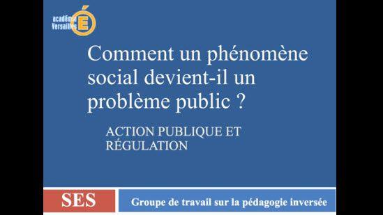 Comment un phénomène social devient-il un problème public ?