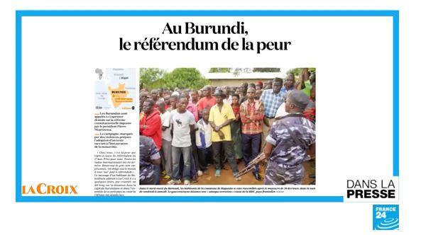 """Le parti au pouvoir proclame la victoire du """"oui"""" avant la tenue du référendum"""