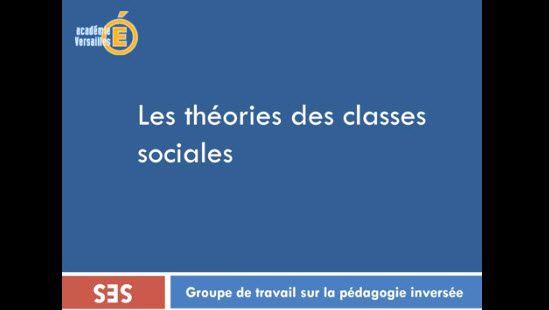 Les SES en vidéo  #1 : Qu'est-ce qu'une classe sociale ?