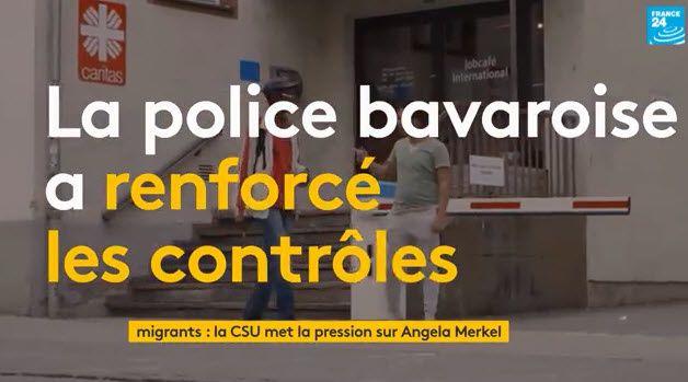 Bavière, les migrants indésirables