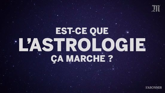 L' astrologie fonctionne-t-elle ?