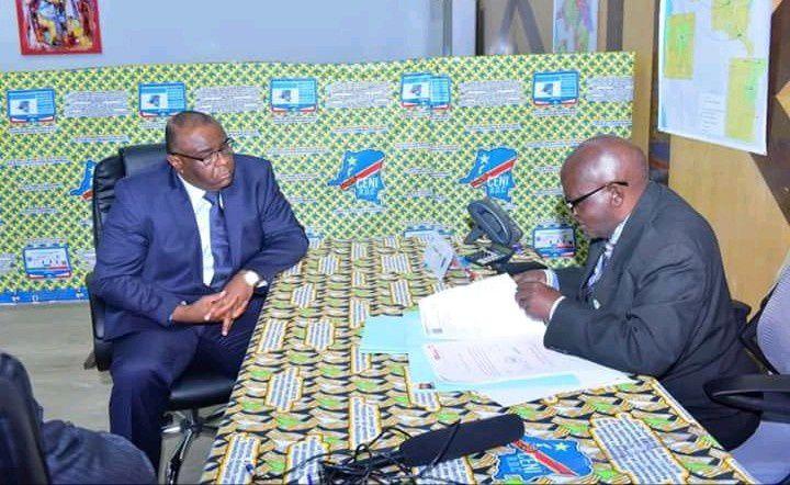 Jean-Pierre Bemba dépose sa candidature à la Présidentielle de la RDC