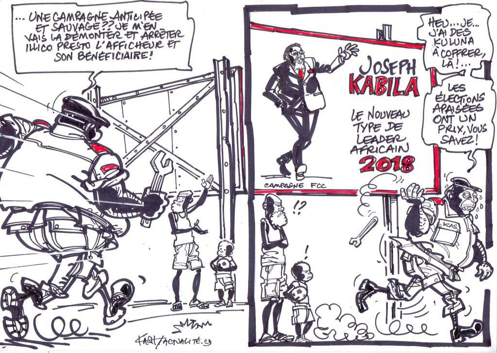 Dessin : Thembo Kash
