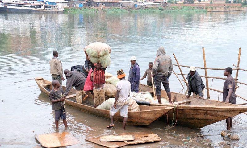 Pêcheurs Congolais