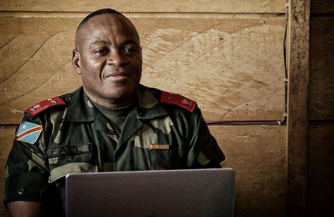 Le général Fall Sikabwe