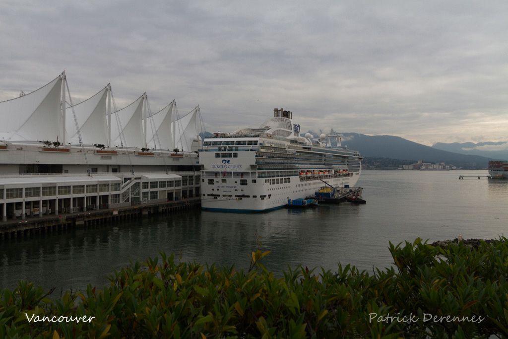 Colombie britannique - Vancouver