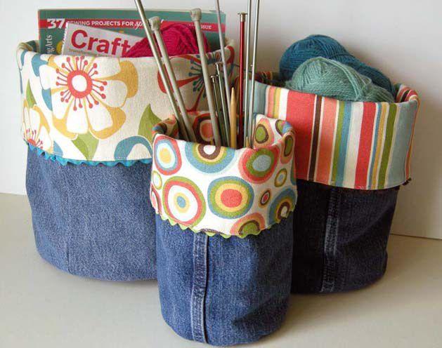 Couture : Tutos jean recyclé