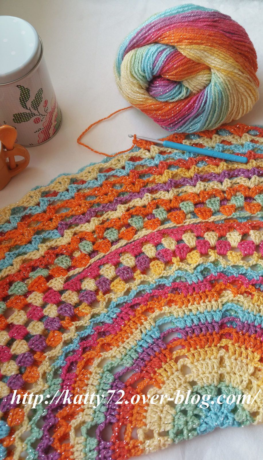 Crochet : Work in progress