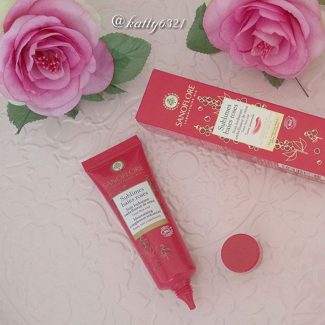 Test du soin Sublimes baies roses de Sanoflore