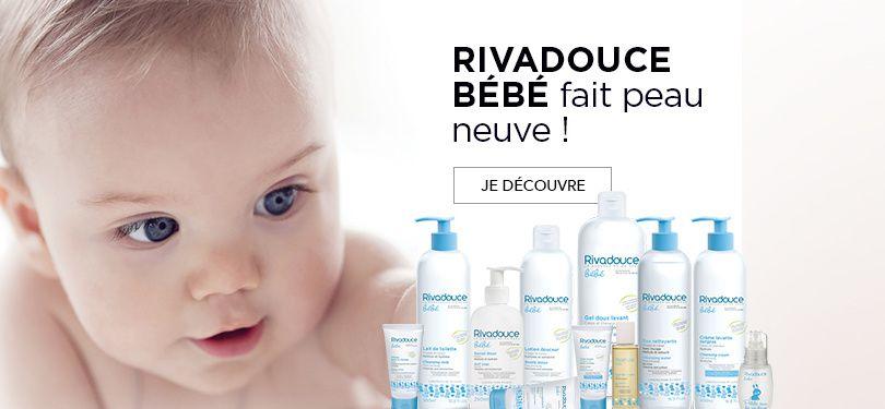 Test du lait de toilette Rivadouce bébé