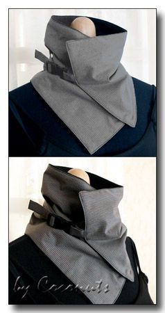 Couture : Tutos écharpe et snood