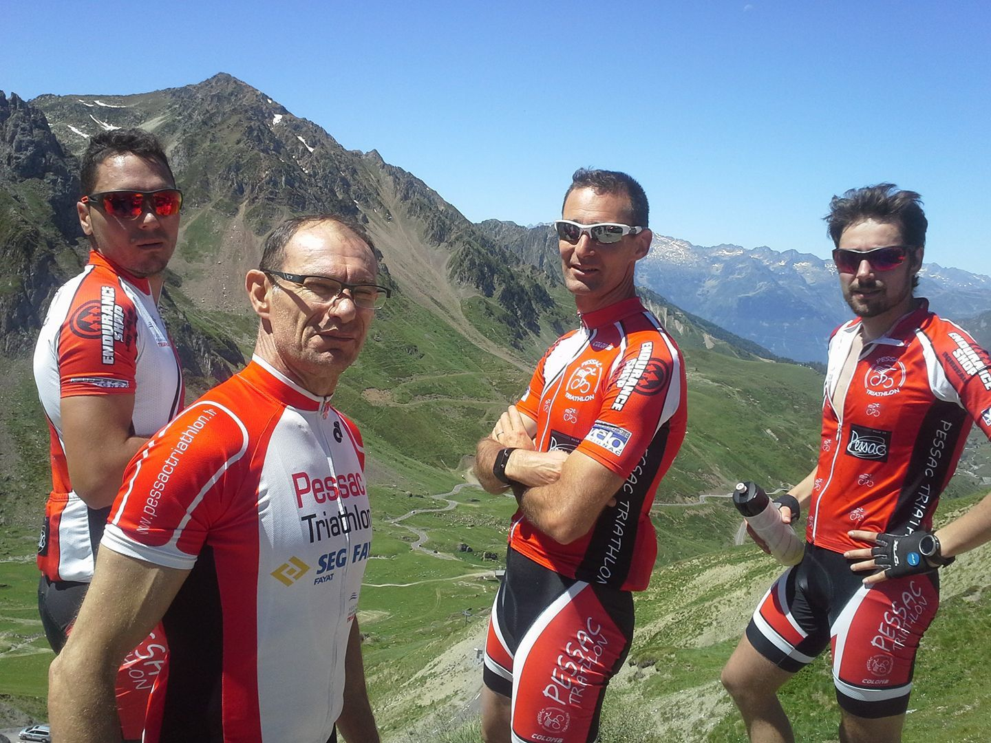 WE club au Tourmalet