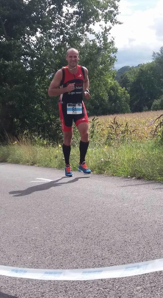 Triathlon de Baudreix et Toulouse