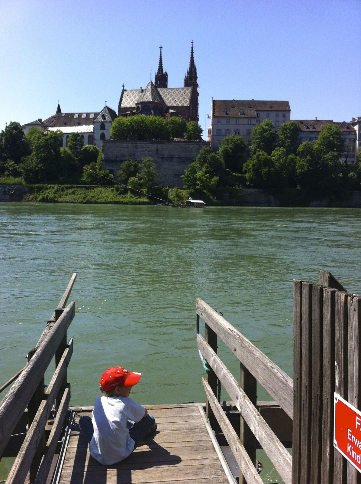 Dinge, die man mit Kindern in Basel und Umgebung unternehmen kann