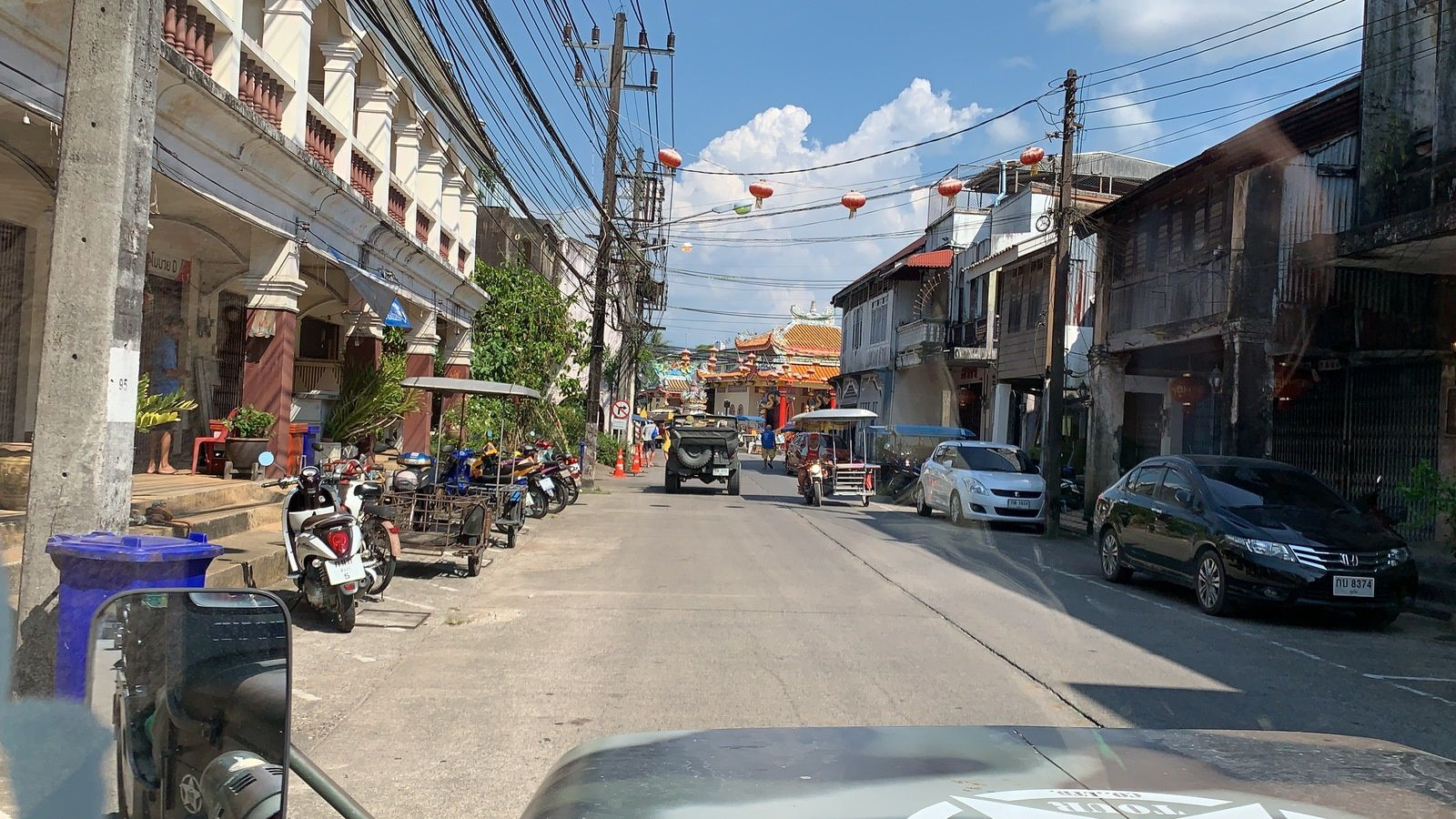 Bo Jeep Khao Lak - Ausflüge mal anders