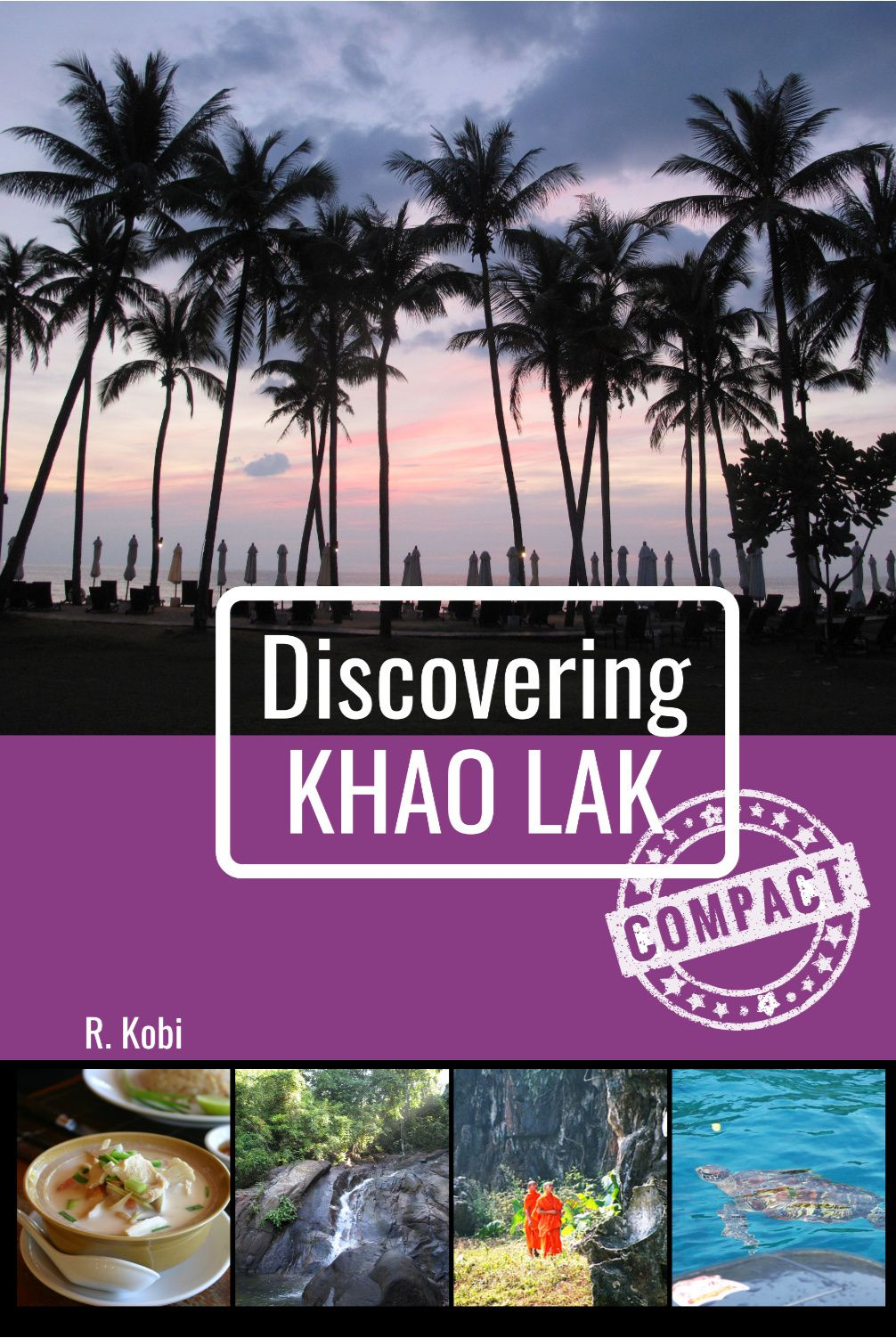 Discovering Khao Lak - Book