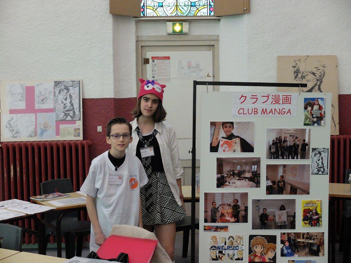 Le Club Manga