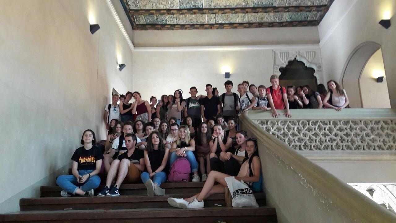 Retour en Images sur les journées 2 et 3 en Espagne