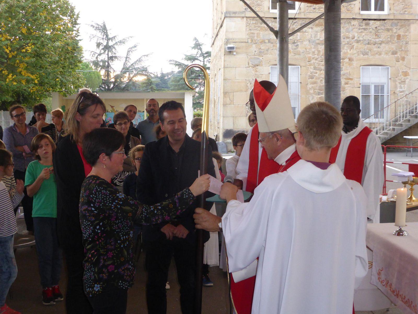 Retour en Images : La messe de rentrée
