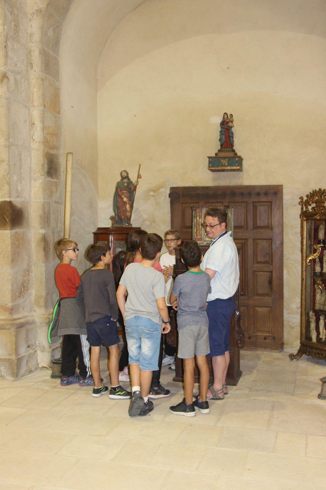 Visite guidée du Dôme St Benoit