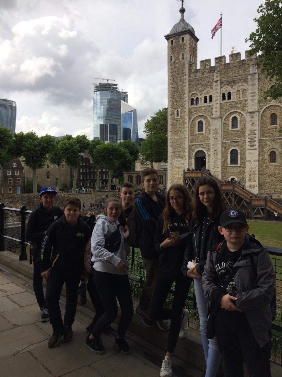London 2019 (6) : La Tour de Londres