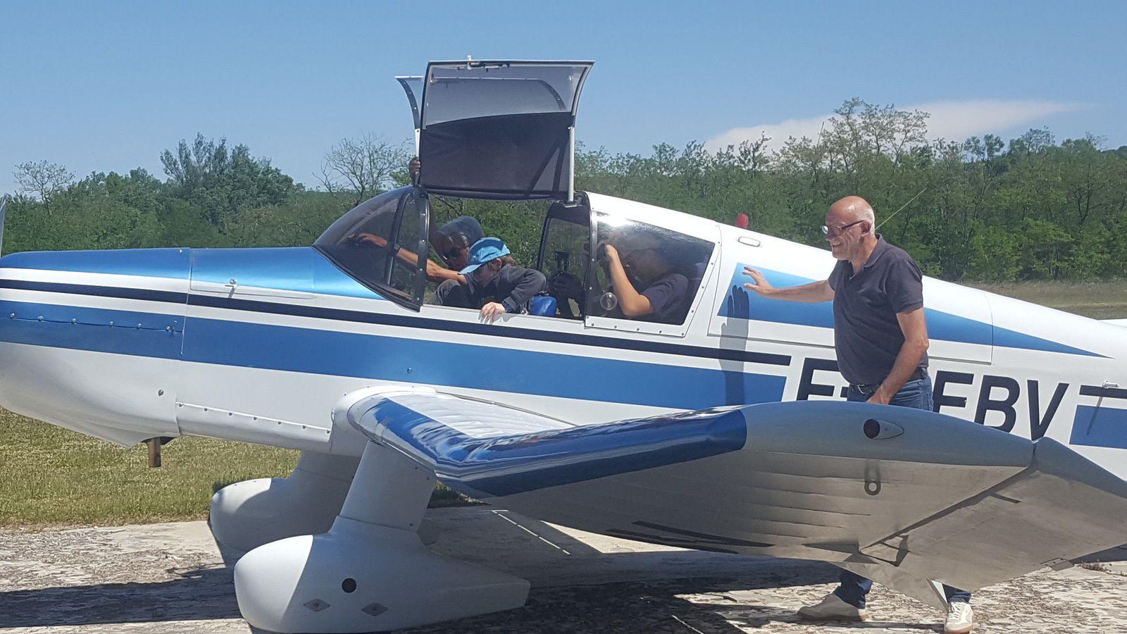 Fin d'année pour l'option aéronautique