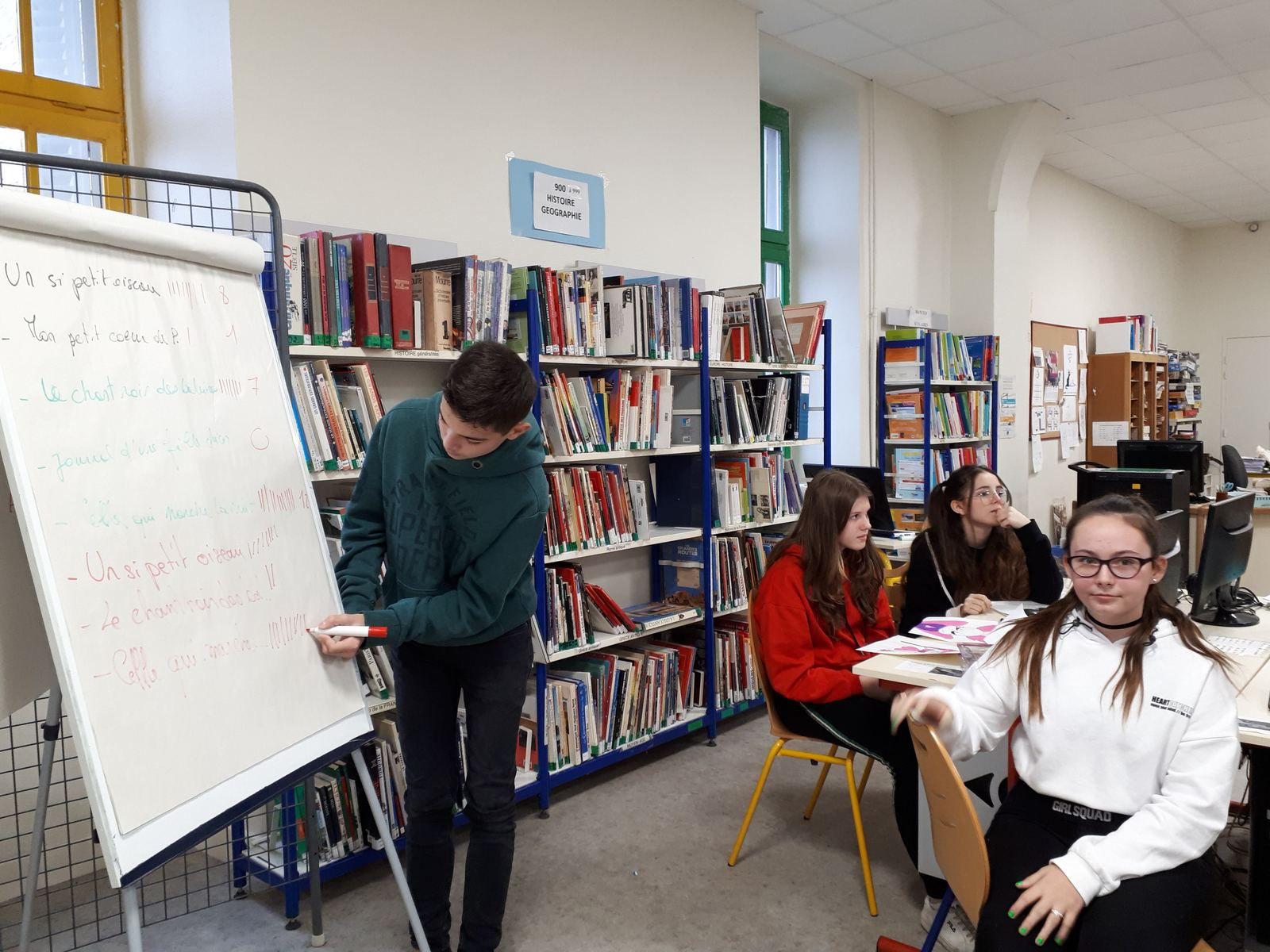 Avec Sésame, les élèves s'ouvrent à la littérature jeunesse