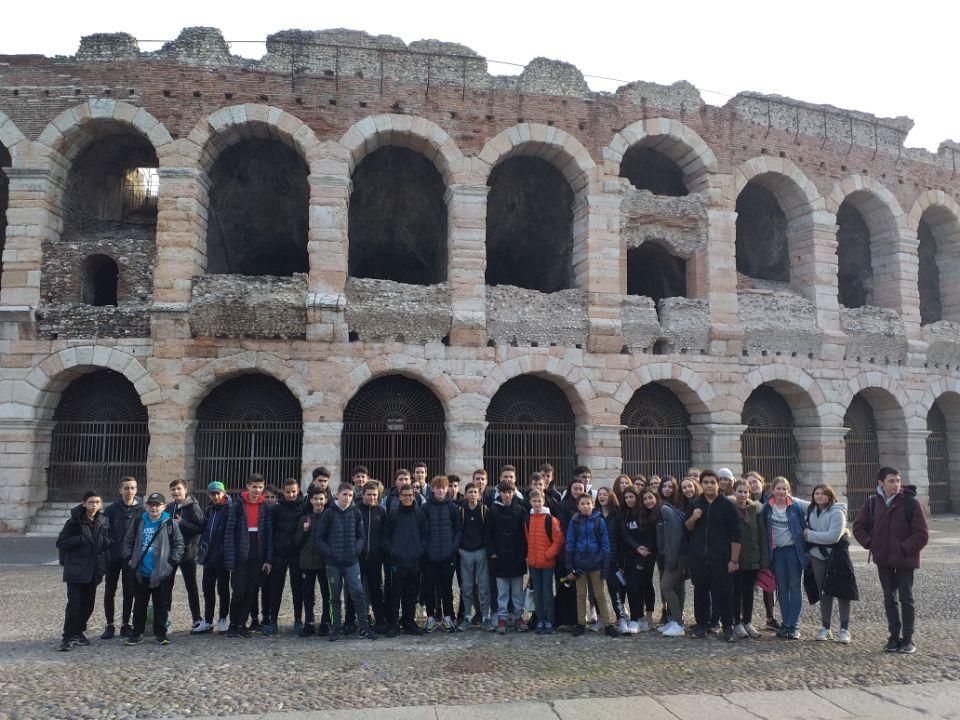 Italie 2020 : Bien arrivés !