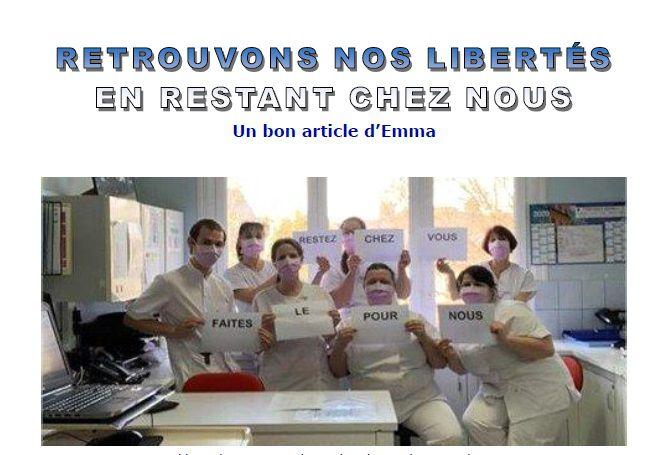 Presse au Collège : Les libertés confinées (4/8)