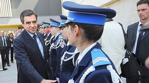 Fillon veut renforcer la Police Municipale