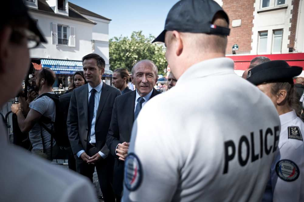 RETOUR DE LA POLICE DE PROXIMITE: UNE CONNERIE SANS NOM