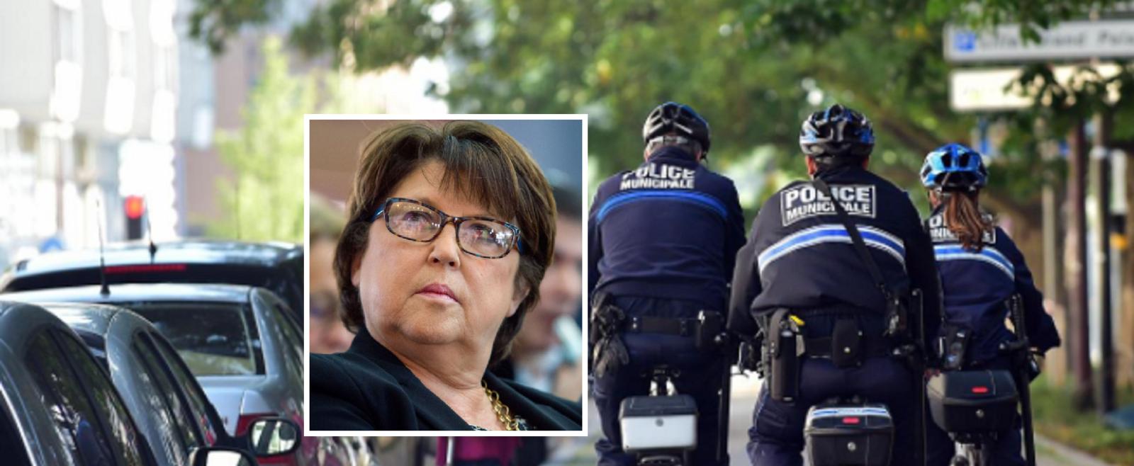 Lille(59) : le SDPM répond à Martine AUBRY sur l'armement des Policiers Muncipaux !