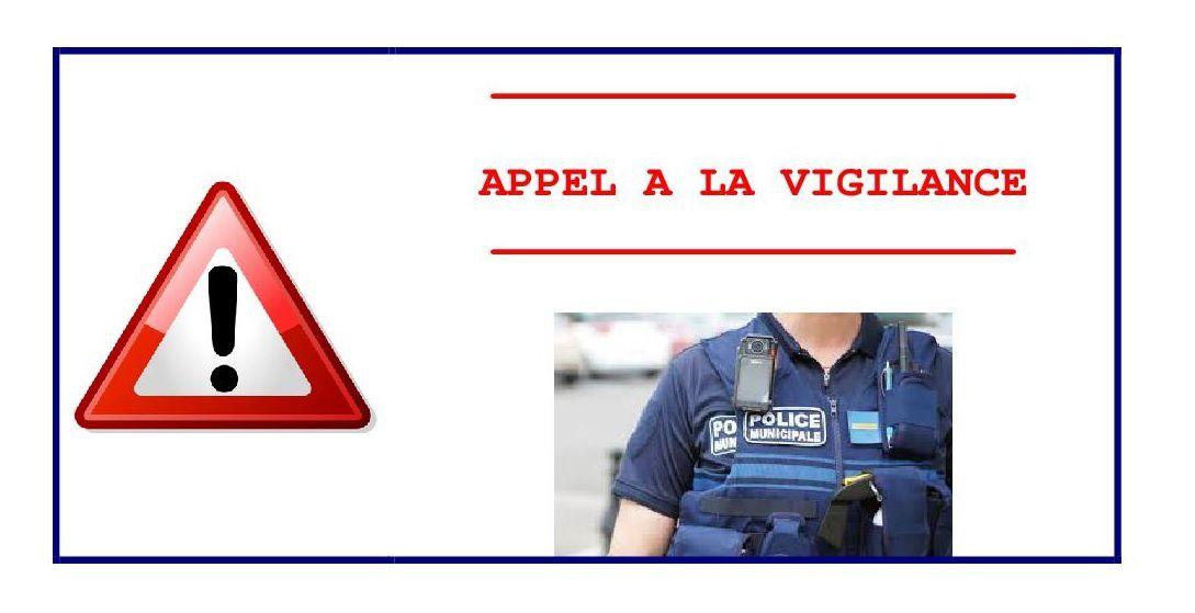 Appelle à la Vigilance des Policiers Municipaux après des sérieuses menaces d'ultra-gauchistes ''ACAB''