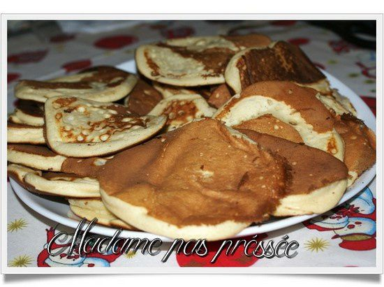 Pancakes de Pascale weeks cookies munfin and co.
