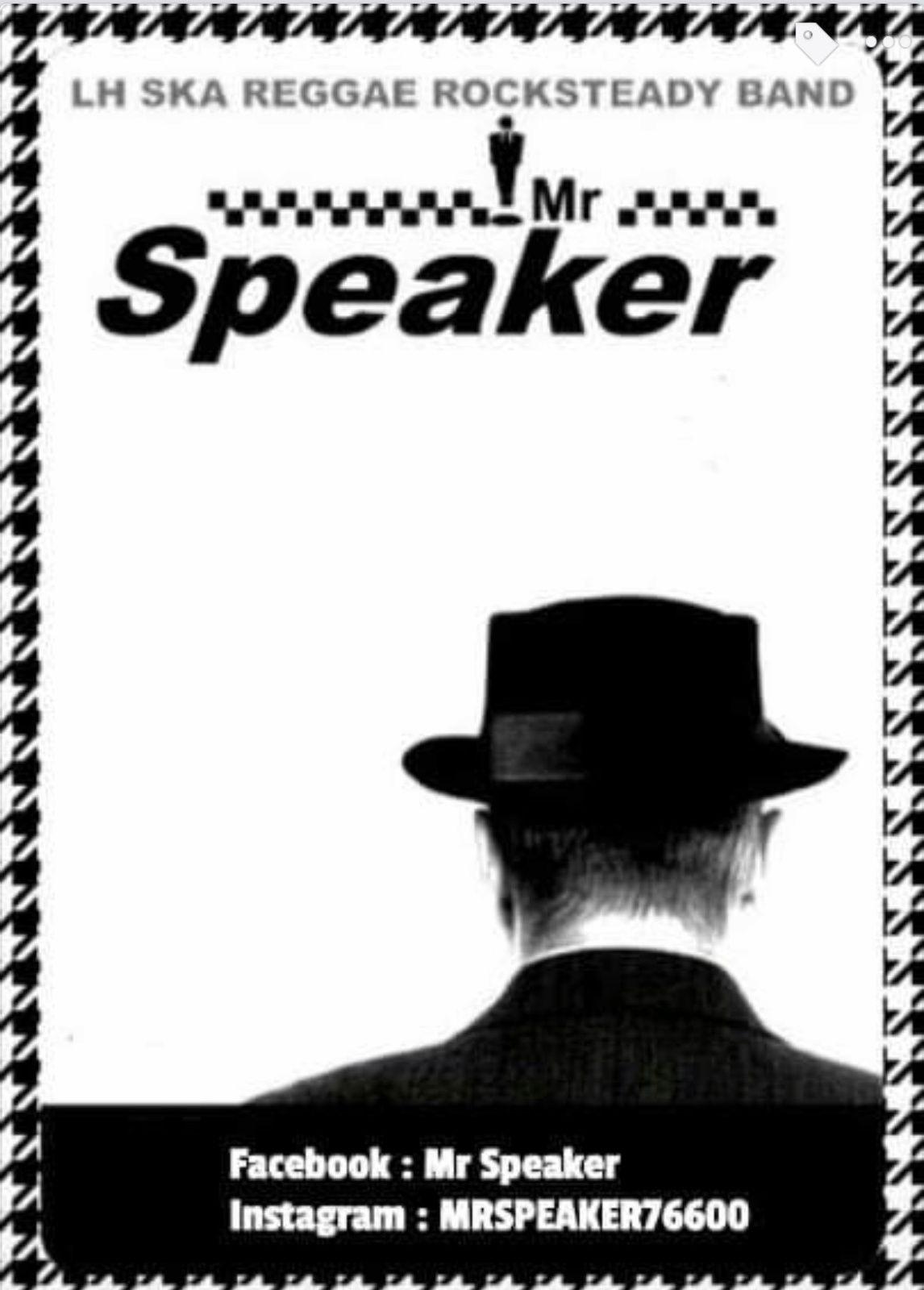 Rencontre avec le chanteur du groupe Havrais  Mr Speaker