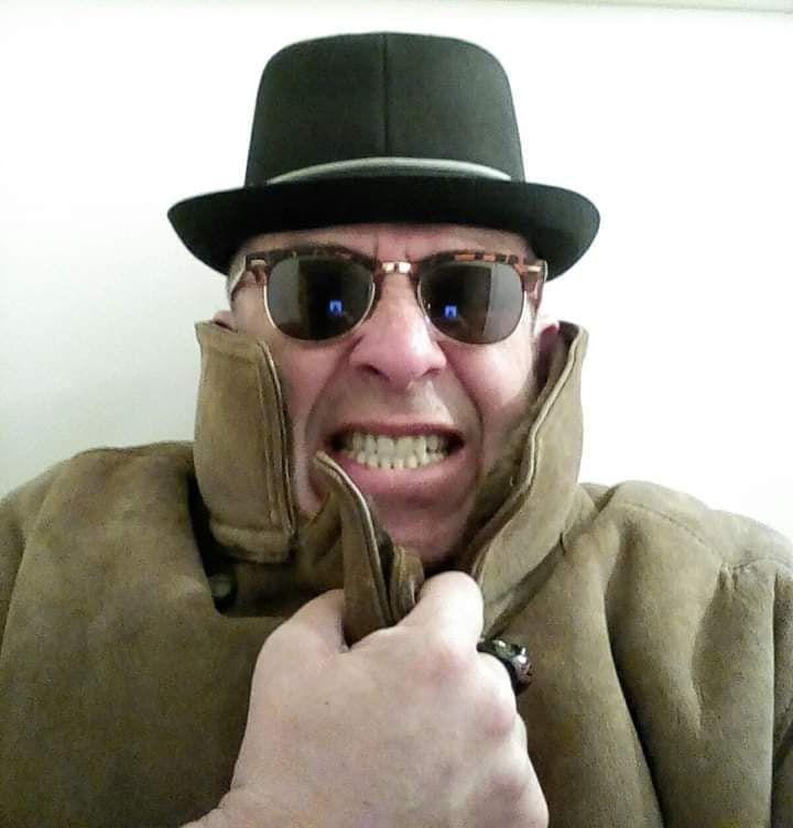 Lord guns chanteur du groupe et membre fondateur
