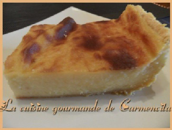 Flan vieille recette chaumontaise
