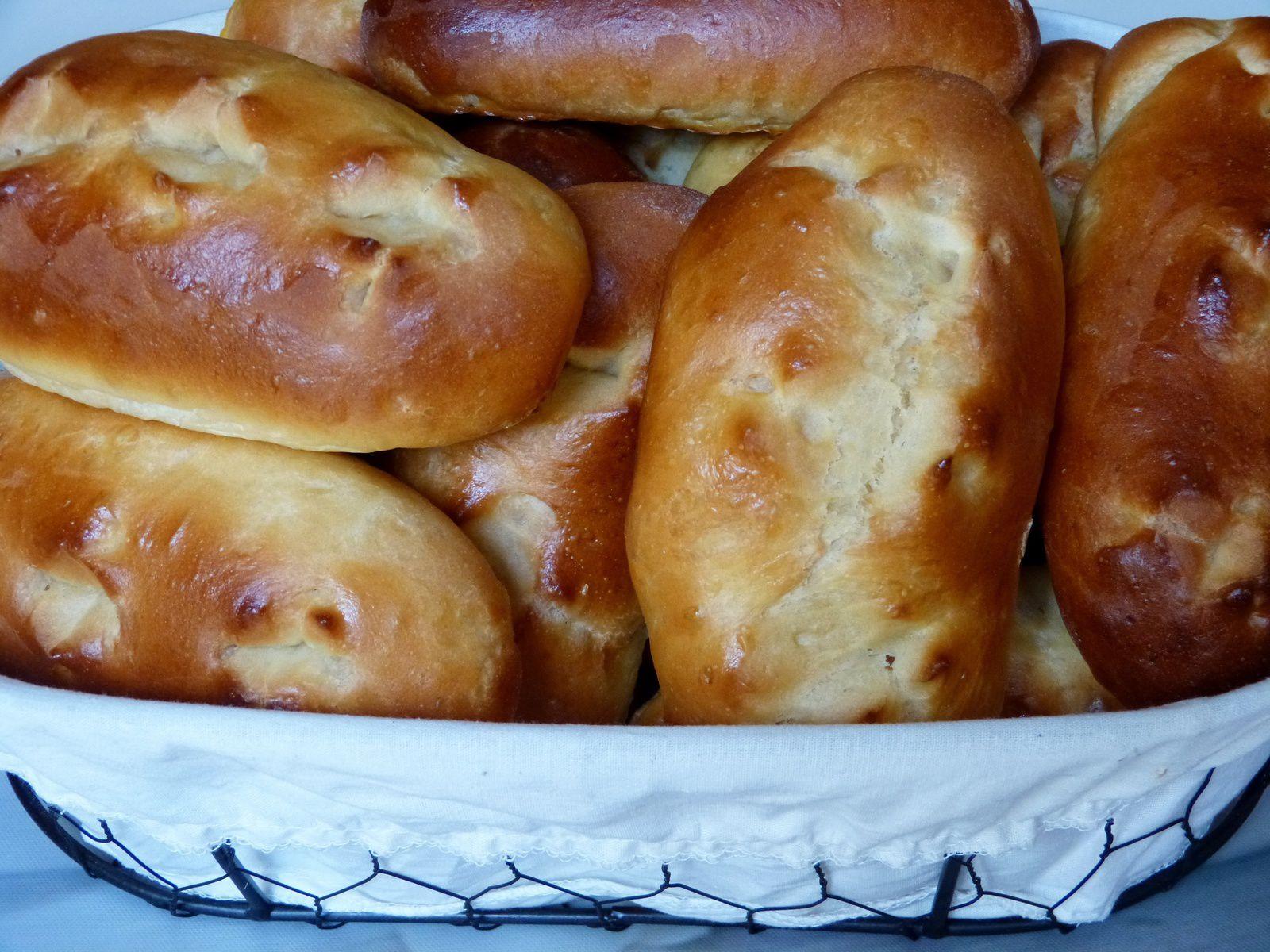 Petits pains moelleux au yaourt