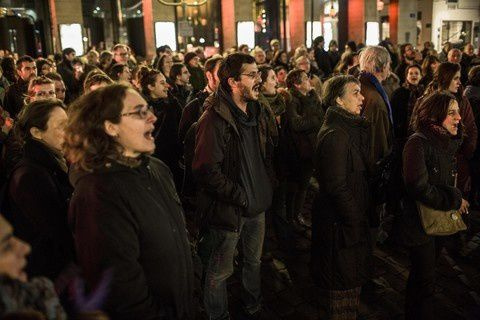 Lyon Capital : Lettre ouverte après l'occupation du collège Truffaut, parents, habitants, commerçant du 1er, 17/01/2014
