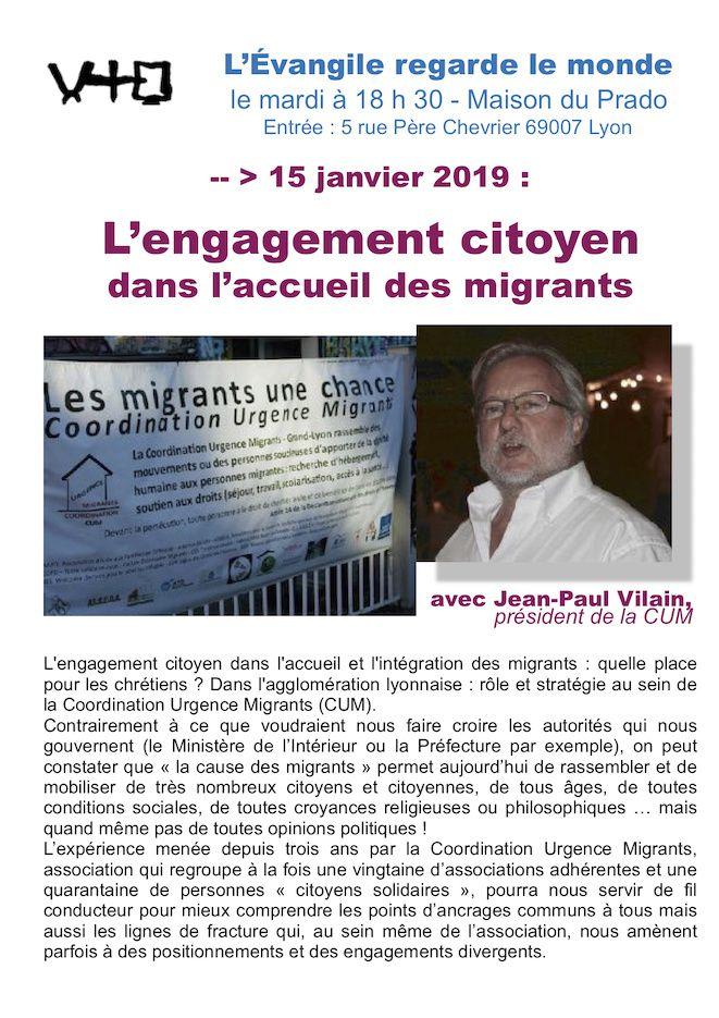 Aujourd'hui, on peut constater que «la cause des migrants» rassemble et mobilise de très nombreux citoyen(ne)s de tous âges