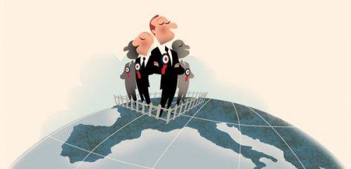 Le libéralisme que les gouvernants des états et des entreprises mondiales veulent maintenir à tout prix, n'est que calcul dénué de sens